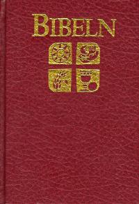 Bild på Bibeln