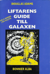 Bild på Liftarens guide till galaxen