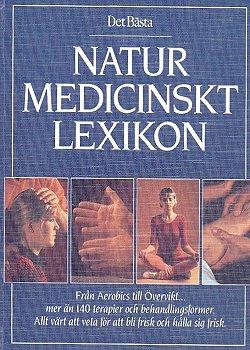 Bild på Naturmedicinskt lexikon