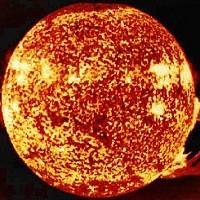 Bild på Solen