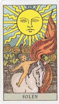 19 - Solen