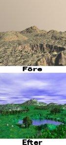 Bild på Terraforming